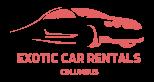 Exotic Car Rentals Columbus Logo