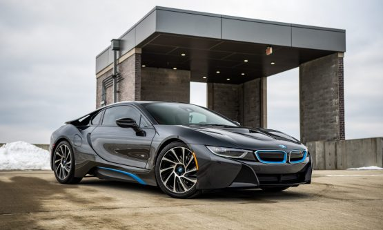 Rent a BMW I8 in Columbus