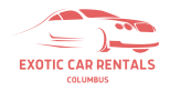 Exotic Car Rentals Columbus Logo